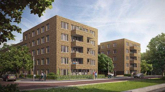 Startup nieuwbouw Kolenkitbuurt Bos en Lommer