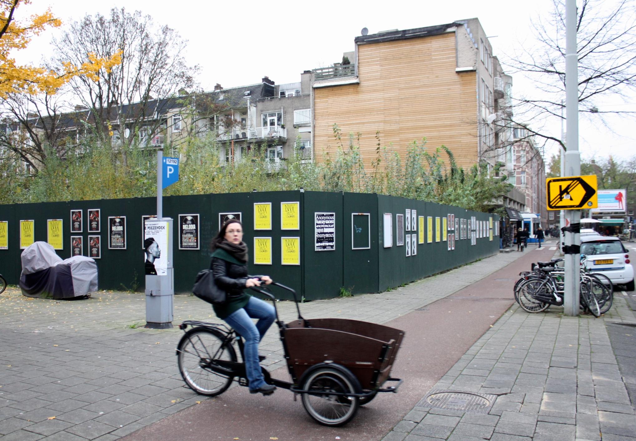 Hotelplan Borgerstraat JP Heijestraat
