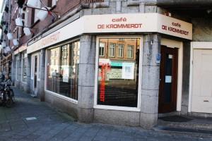 Te koop: café De Krommerdt