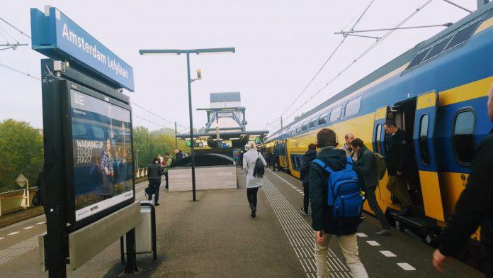 Station Amsterdam-Lelylaan, Amsterdam Nieuw-West, NS