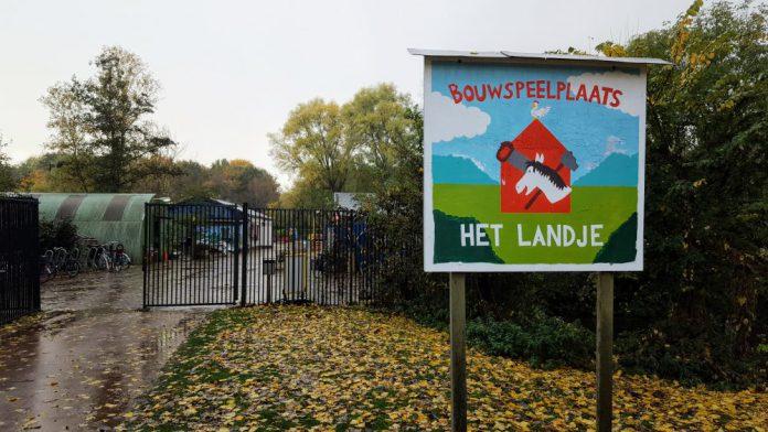 Bouwspeelplaats 't Landje, Rembrandtpark, Amsterdam, Amsterdam-West