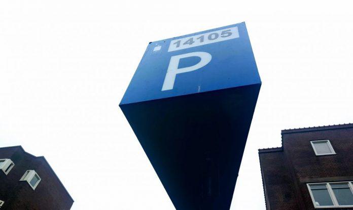 parkeerautomaat, Amsterdam, Amsterdam-West, Baarsjes