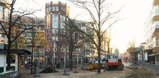 Plein Van Hallstraat
