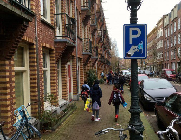 Betaald parkeren in Amsterdam-West