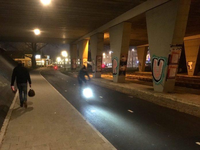 Tunnel A10 bij Sloterdijk