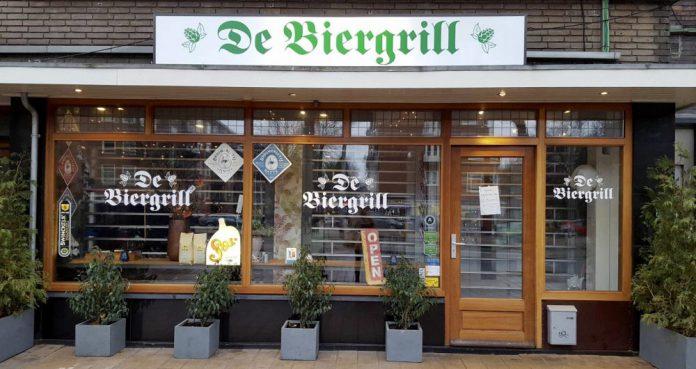 De Biergrill, Bos en Lommer, Bos en Lommerweg, Amsterdam-West, Horeca