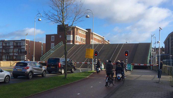 Beltbrug Jan van Galenstraat Amsterdam