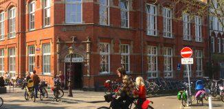 Potgieterplein in Oud-West