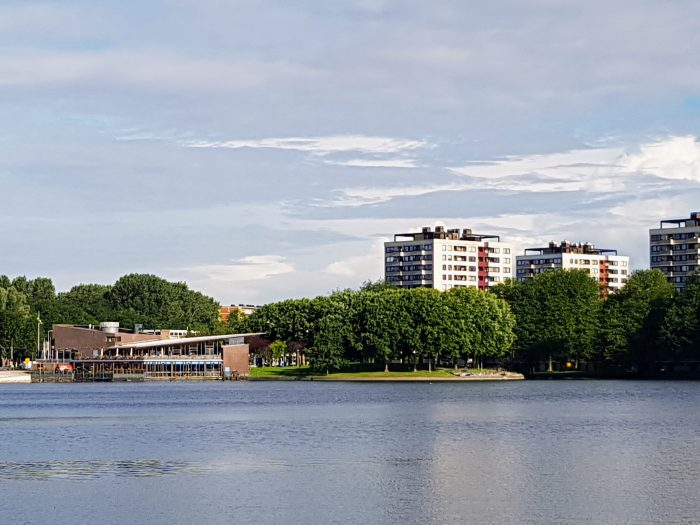 Sloterplas for Meram amsterdam west