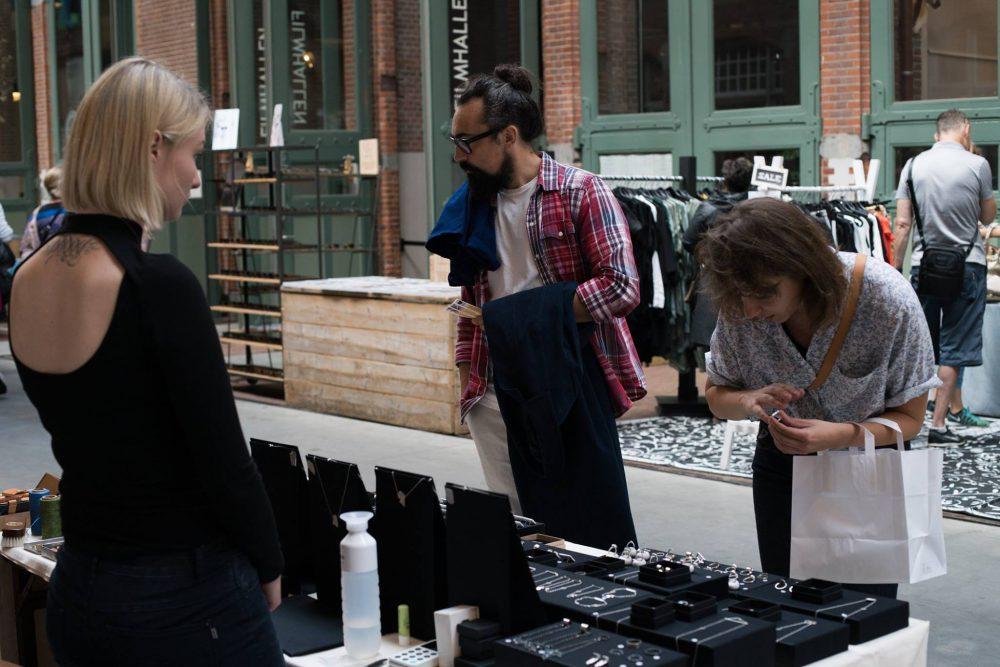 De Hallen Maker Market