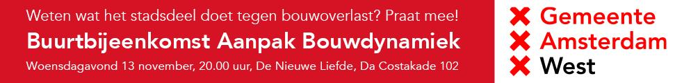 Bouwoverlast